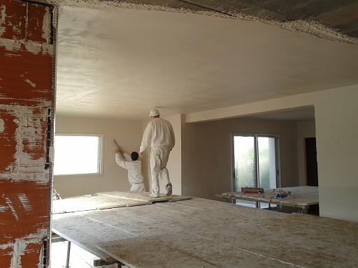 chantier de maison de constructeur suivi de chantier. Black Bedroom Furniture Sets. Home Design Ideas